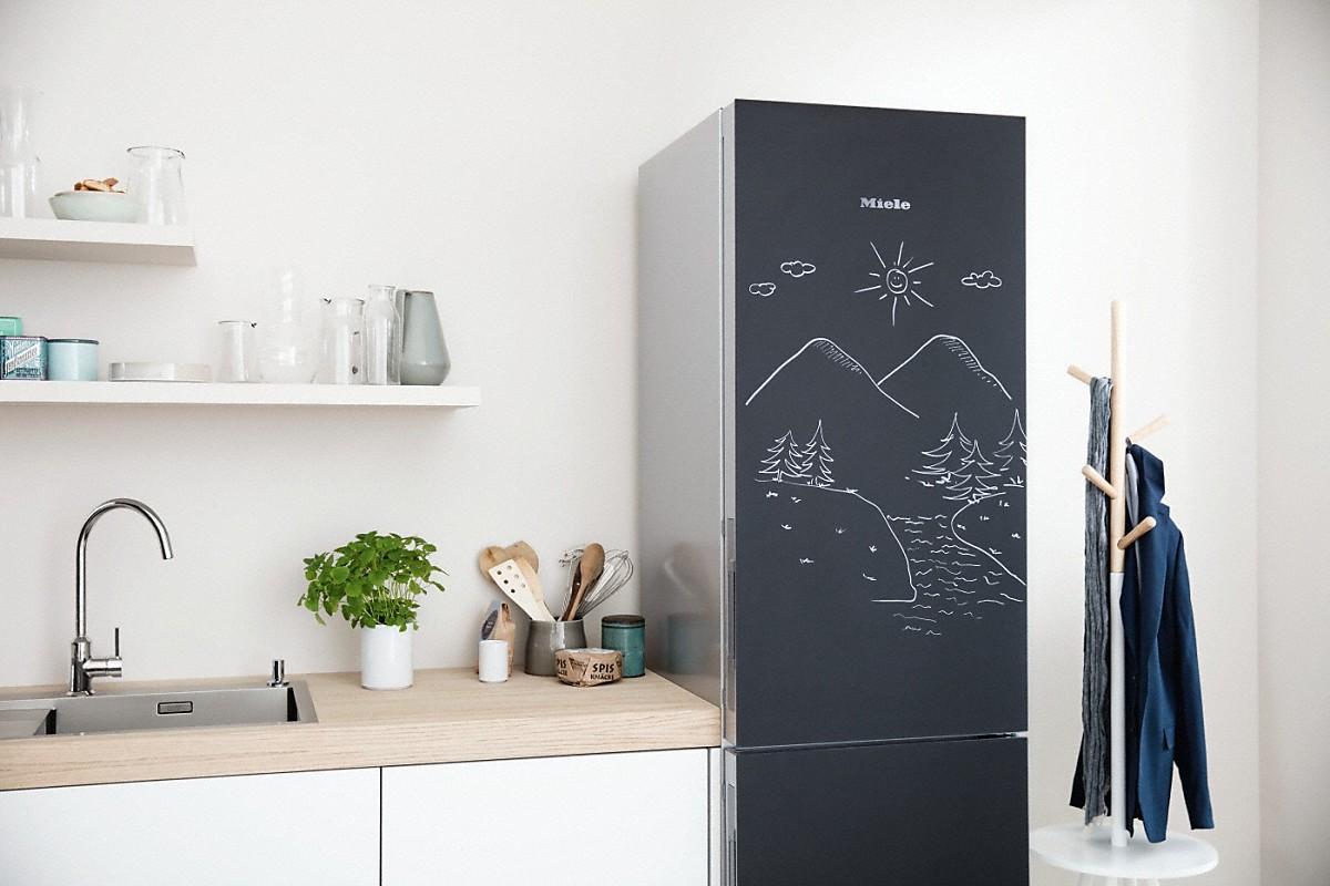 Kühlschrank Xl : Miele kfn d bb stand kühl gefrierkombination xl